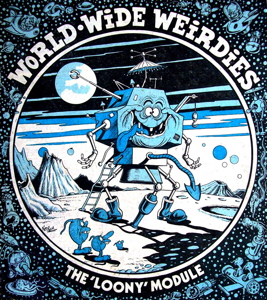 Ken Reid - World Wide Weirdies 61
