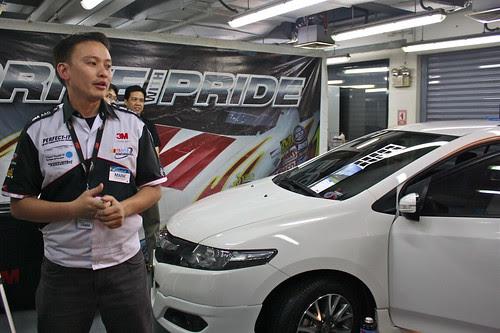 3M's Automotive Aftermarket Methods Room
