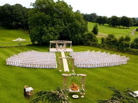 13 wedding ceremony layout inspirations   Josh Withers