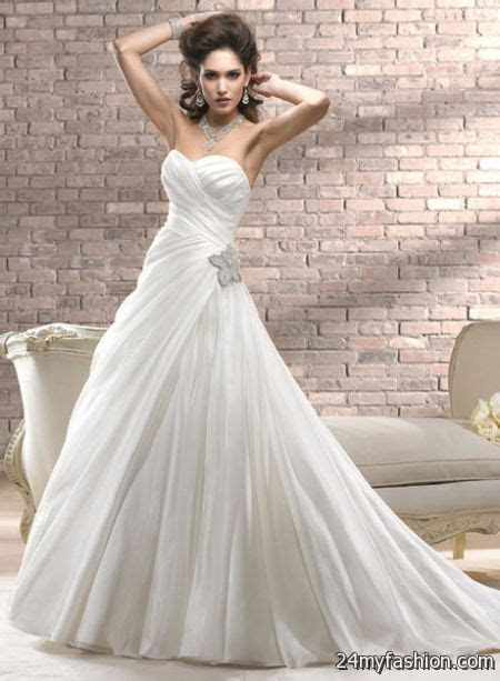 Top wedding dress designers 2017 2018   B2B Fashion