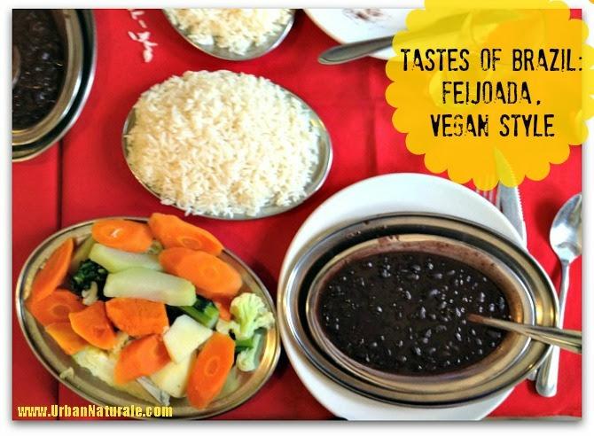 Tastes of Brazil: Feijoada, Vegan Style