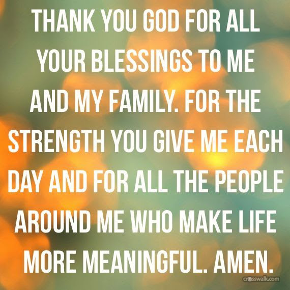 Thank You God For All Your Blessings Pictures Photos And Images