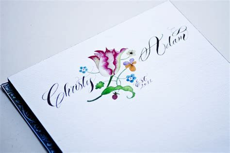 Calligraphy   Watercolor