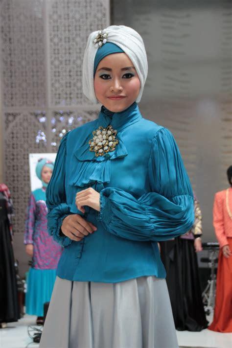 hijaber hijaber cantik unjuk gigi  hisma fest