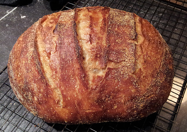 Easy Overnight Old-World Dutch Oven Bread | Have YOU Ben ...
