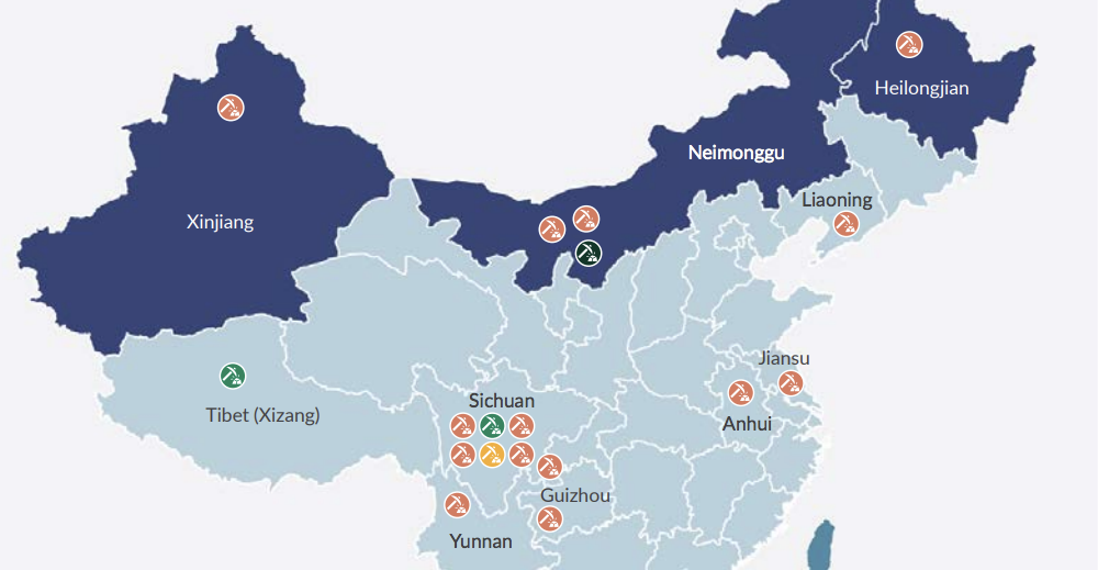 bitcoin mining in china