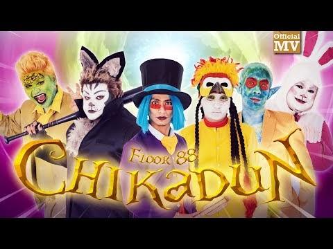 LIRIK LAGU FLOOR 88 | CHIKADUN (Official Music Video)