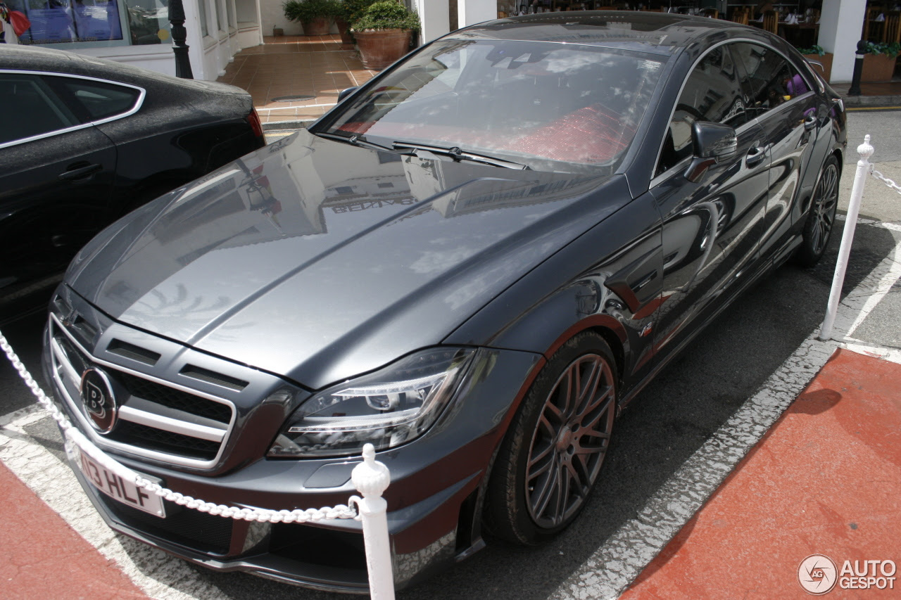 Mercedes-Benz Brabus 800 Rocket - 28 August 2016 - Autogespot