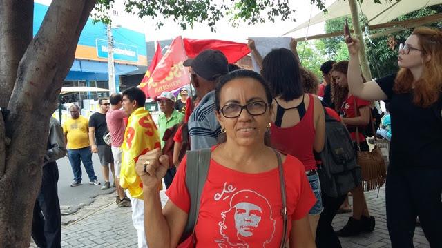 Resultado de imagem para PERPETUA DO PSOL PETROLINA