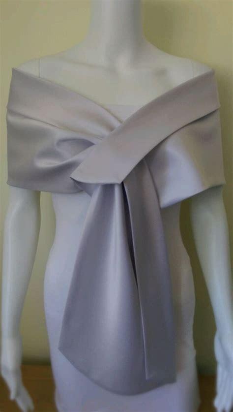 SILVER shawl shrug bolero wrap size 8 10 12 14 16 18 20 22