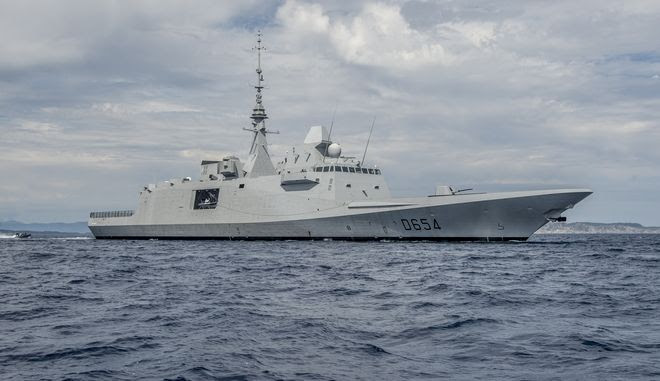 FREMM Auvergne (European multi-purpose frigate)