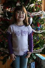 Dova's Harry Potter shirt