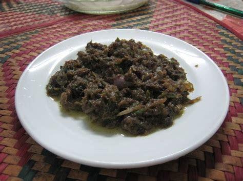 jerantut daily sambal hitam