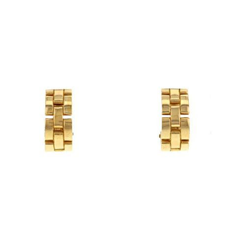 Cartier Maillon Panthère Earring 329485   Collector Square
