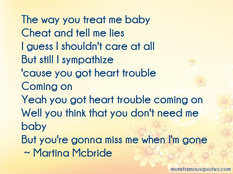 Quotes About Youre Gonna Miss Me Top 1 Youre Gonna Miss Me Quotes