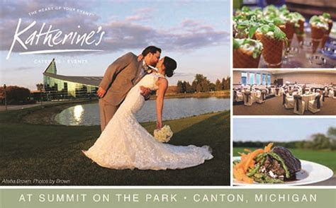 Wedding Reception Venue and Caterer, Summit on the Park