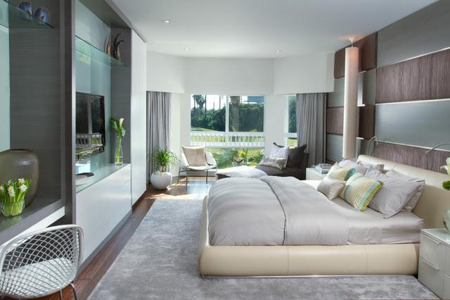 DKOR Interiors - A Modern Miami Home- Interior Design