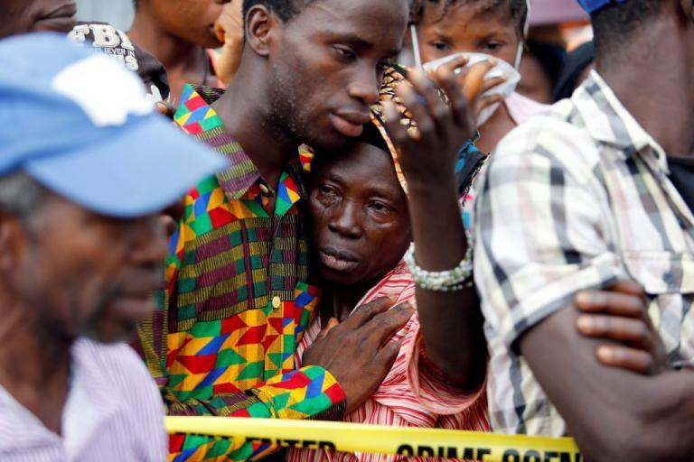 Ασύλληπτη τραγωδία στη Σιέρα Λεόνε: 461 οι νεκροί από τις πλημμύρες, 600 αγνοούμενοι | Newsit.gr