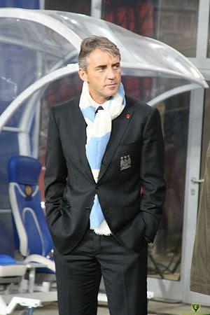 English: Roberto Mancini