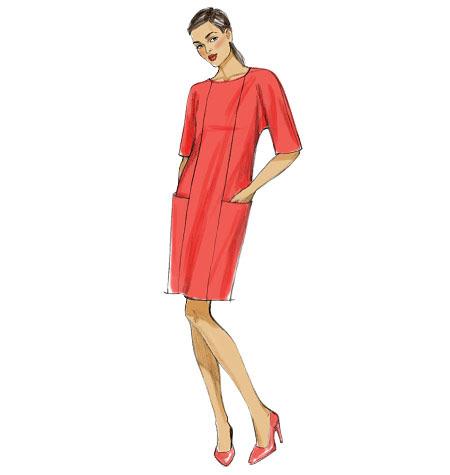 Vogue Patterns Misses' Dress 9022