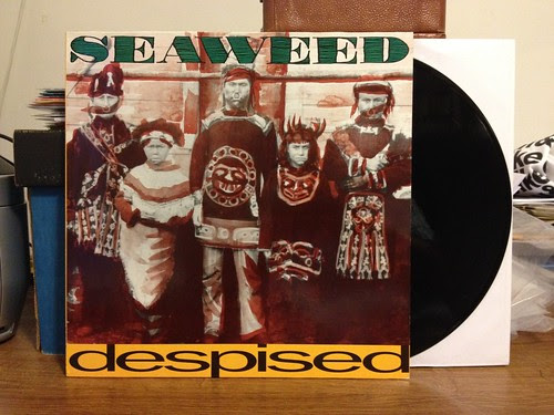 "Seaweed - Despised 12"" by Tim PopKid"
