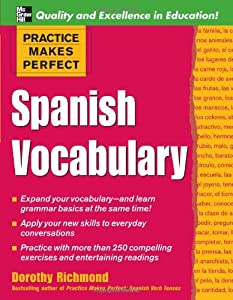 "Cover of ""Practice Makes Perfect: Spanish..."