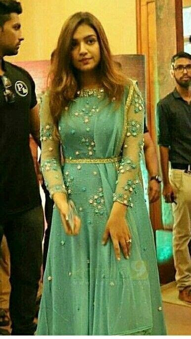 Beautiful Nazriya Nazim ?   NAZRIYA! in 2019   Saree dress