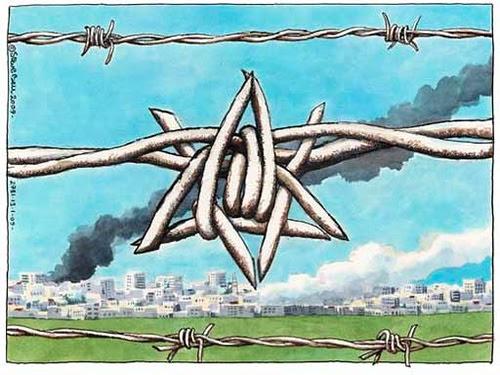 israel y gaza desigualdad