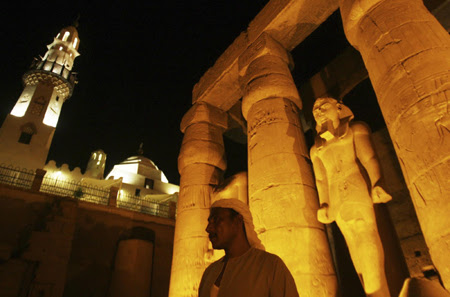 Egypt-History: Tourism in Egypt
