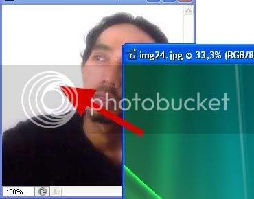 tutorial photoshop ganti background 4