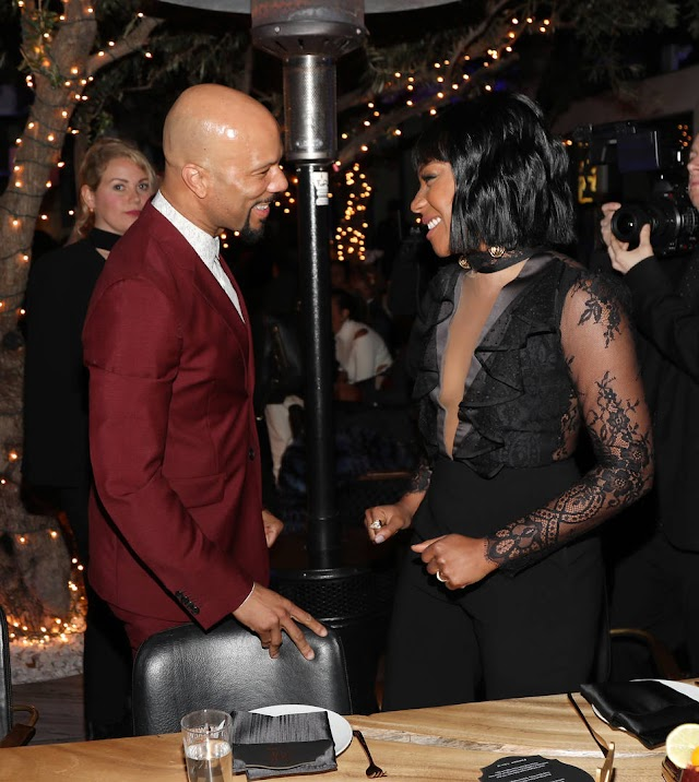 Common Says Tiffany Haddish Initially Rejected His Romantic Advances