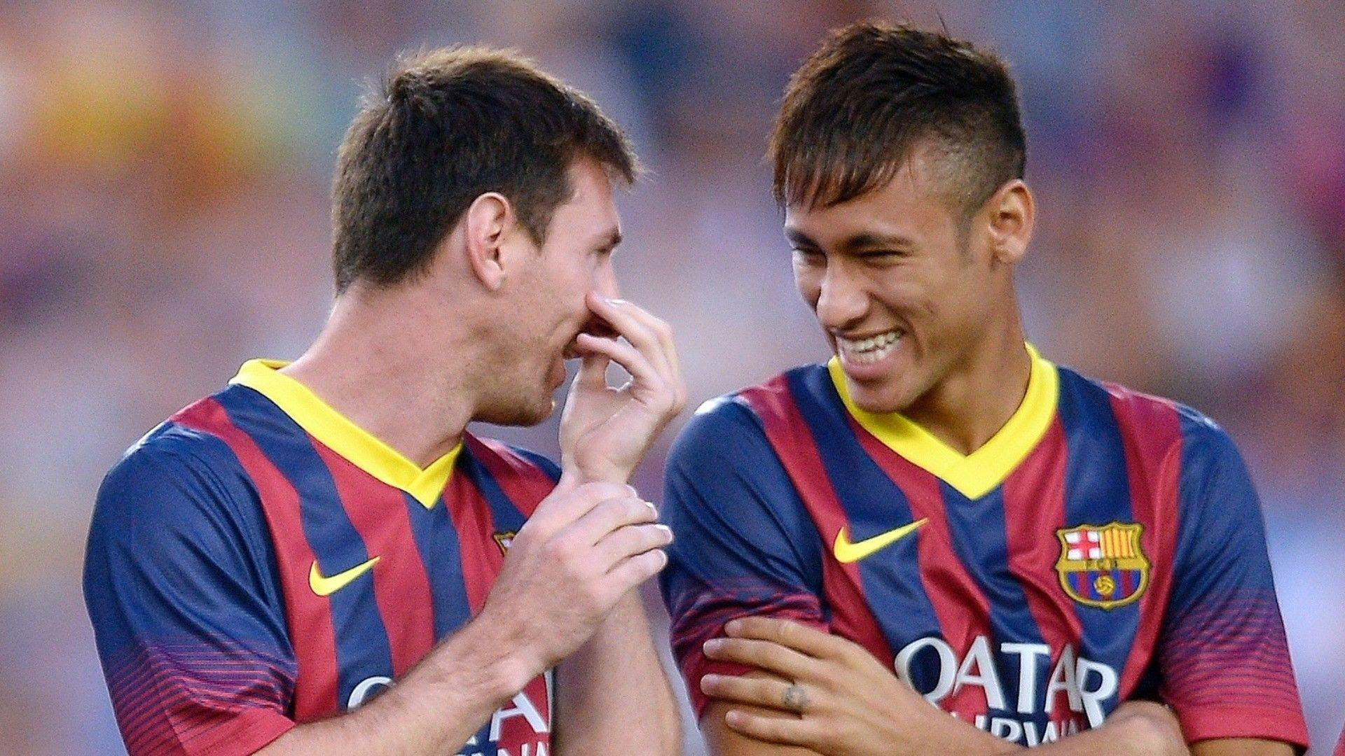 Messi And Neymar Wallpapers - Wallpaper Cave