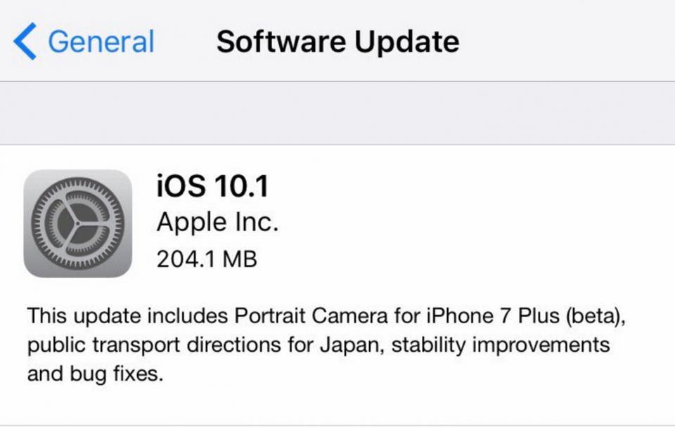 cách cập nhật ios 10.2 trên iphone