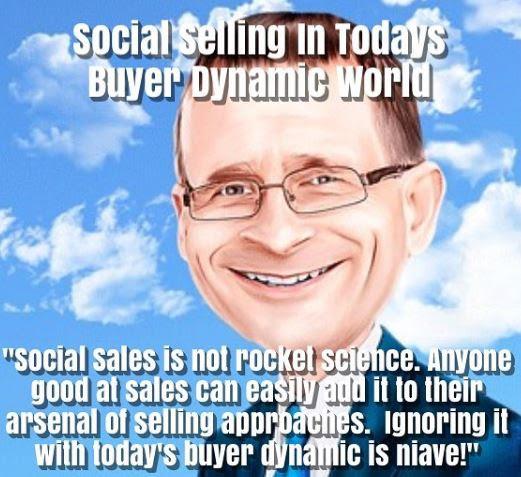 social selling ian moyse