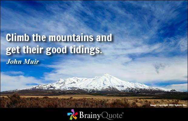 Quotes About Climbing Mountains 86 Quotes