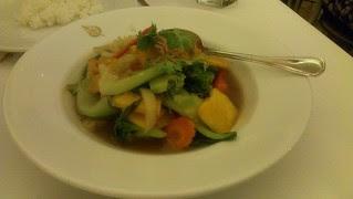 Stir-Fry Pumpkin from Thai Pothong
