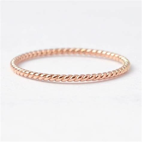 Best 25  Rose gold bands ideas on Pinterest