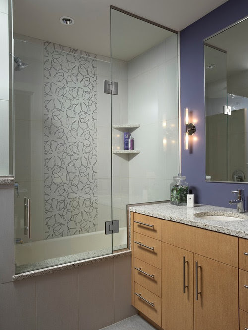 Modern Guest Bathroom Home Design Ideas, Pictures, Remodel ...