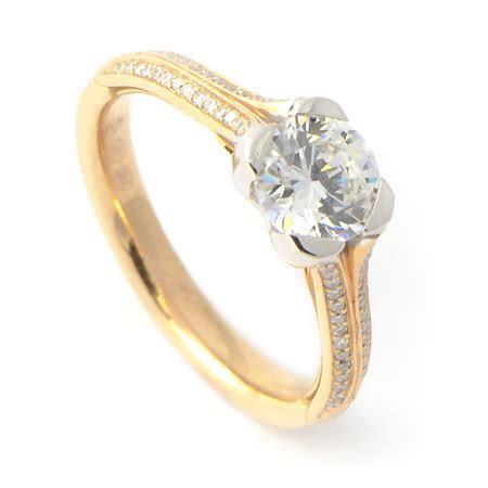 Dundee Engagement Ring by MaeVona   Minnesota   Wixon Jewelers