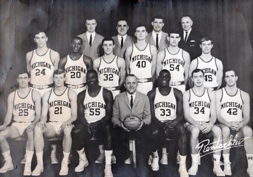 University of Michigan basketball team (1966)