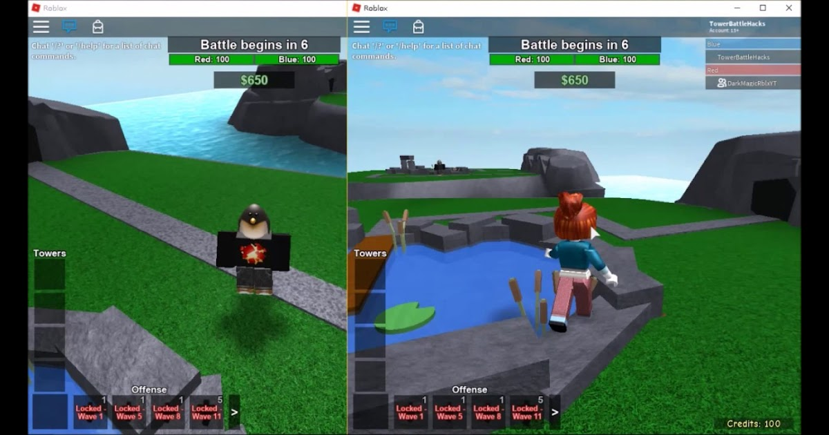 Roblox Tower Battles Hack Download | How To Get 35000 Robux