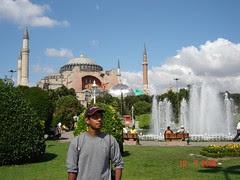 Hagia Sofia, Istanbul, Turkey