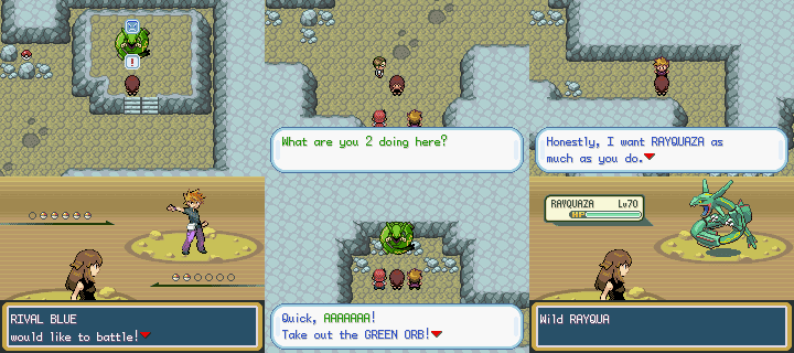 Pokemon Adventure Green Chapter ROM Hack Download