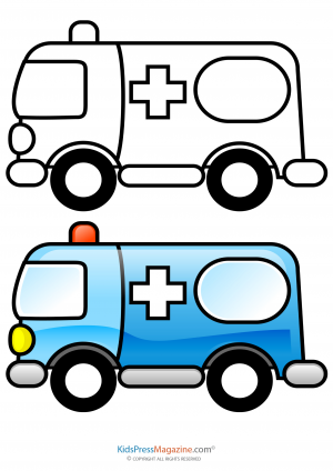 911 emergency coloring pages  free download on clipartmag