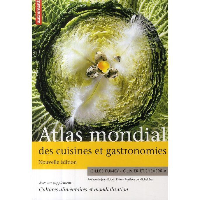 Atlas mondial des cuisines et gastronomies