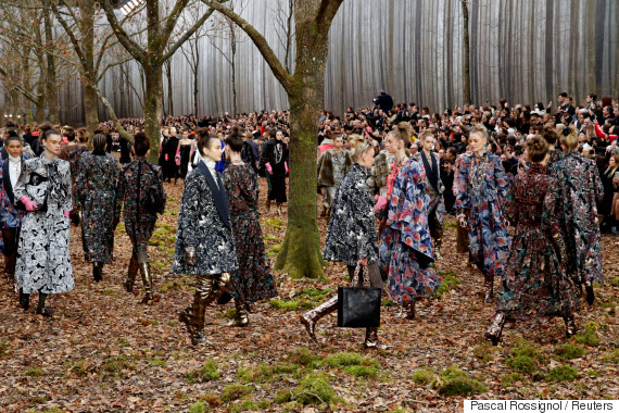 karl lagerfeld autumn fashion