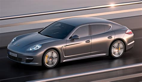 porsche panamera  drop manual transmission option