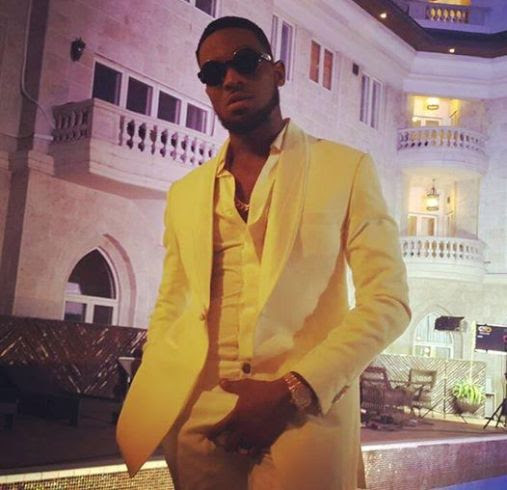 D'banj Grabs His Balls On Social Media (photo)