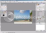 GimPhoto - Um GIMP customizado