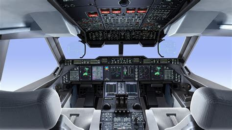 Airbus a400m aircraft airplanes cockpit wallpaper   (94701)